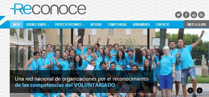 """Jóvenes solidarios y sobradamente preparados. El estudio """"Reconoce"""" desvela que hacer voluntariado mejora considerablemente la empleabilidad de los jóvenes."""