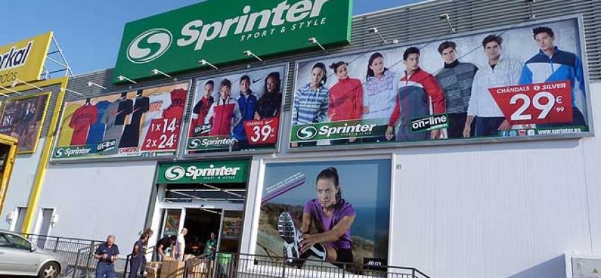 Sprinter busca vendedores para nueva apertura. Diferentes localidades.