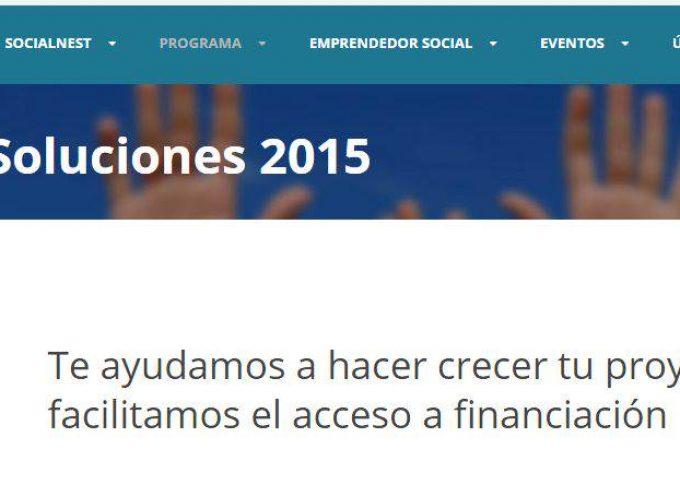 Socialnest apoyará proyectos de emprendedores sociales. Convocatoria hasta el 8 de marzo