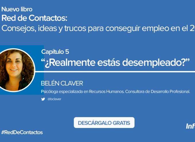 Libro Red de Contactos: Consejos y trucos para conseguir empleo