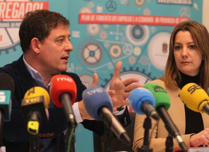 Empresas que crearán 248 empleos en Lugo.