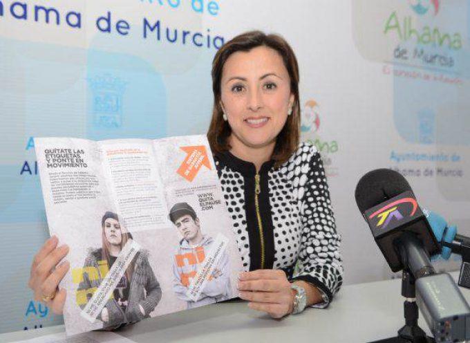 'Quita el pause', nueva campaña de empleo juvenil en la region de Murcia.