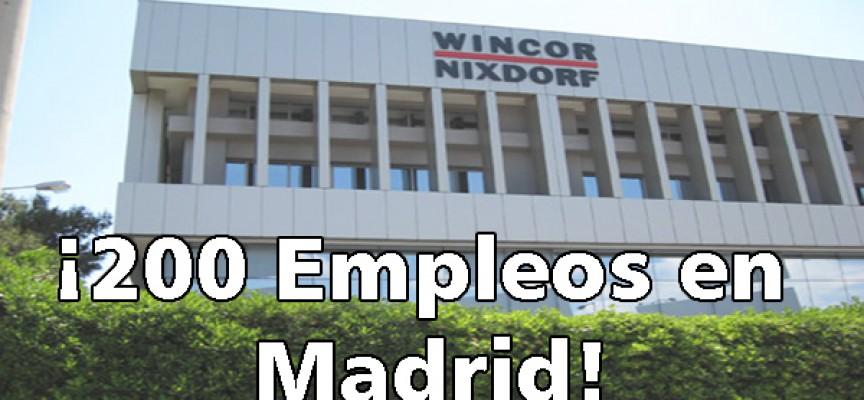Numerosos empleos en el nuevo centro de telecomunicaciones Wincor Nixdorf