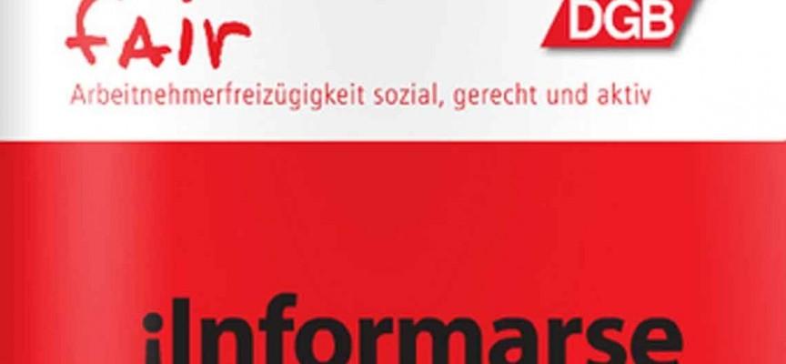 """Nueva Guía para trabajar con éxito en Alemania. """"Informarse es protegerse"""""""