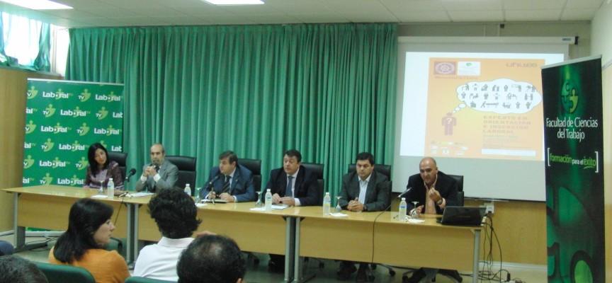 Curso de Experto en Orientación e Inserción Laboral.  Universidad de Huelva. Ultimos días