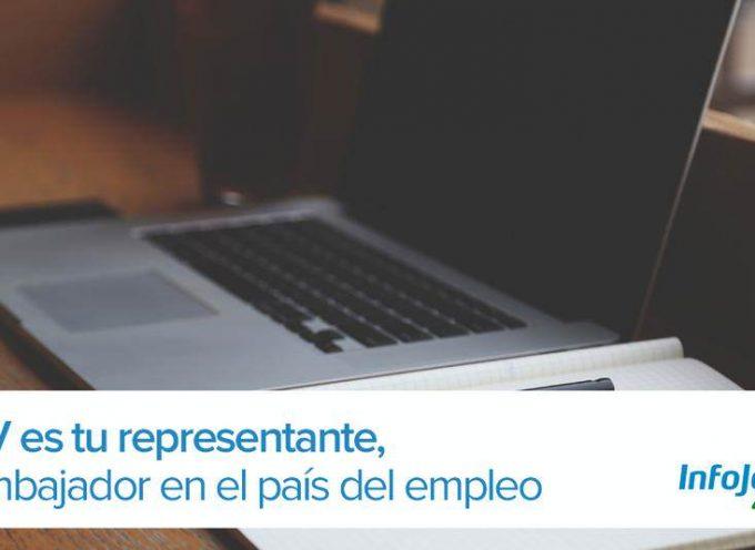 El CV como embajador en la búsqueda de empleo