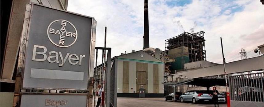 BAYER Necesita Personal para sus fábricas y oficinas