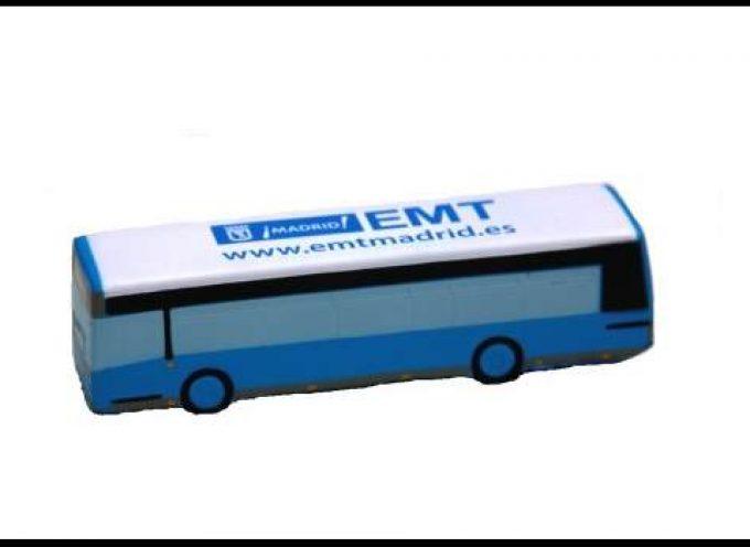 Concurso para la contratación de conductores de autobuses EMT. Hasta el 31 de marzo