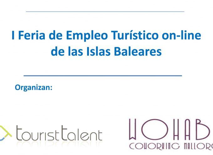 Iª Feria de Empleo Turístico Online Islas Baleares