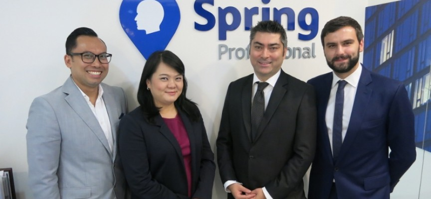 Spring Professional llega a España con más de 1.000 procesos de selección para este año