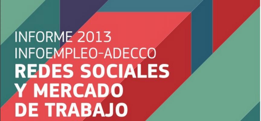 Informe sobre redes sociales y mercado de trabajo 2014.