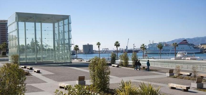 79 empleos con la apertura del Centro Pompidou de Málaga.