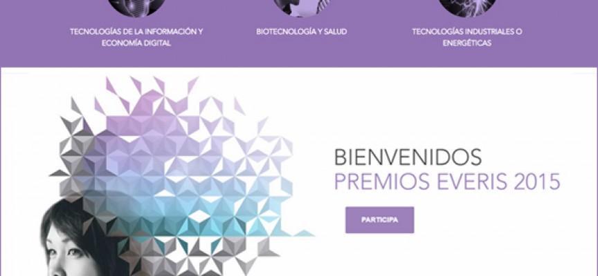 Premios everis 2015 al emprendimiento, a la innovación y al talento. Recordatorio plazo 31 de marzo