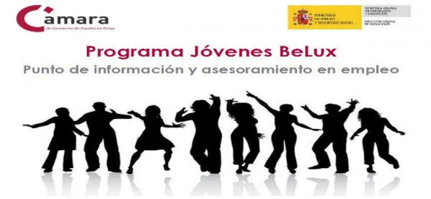 Programa Belux para trabajar en Bélgica y Luxemburgo.