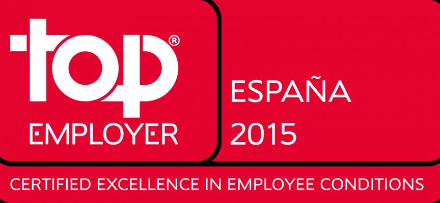 Directorio de los 63 mejores empleadores. Top Employers 2015