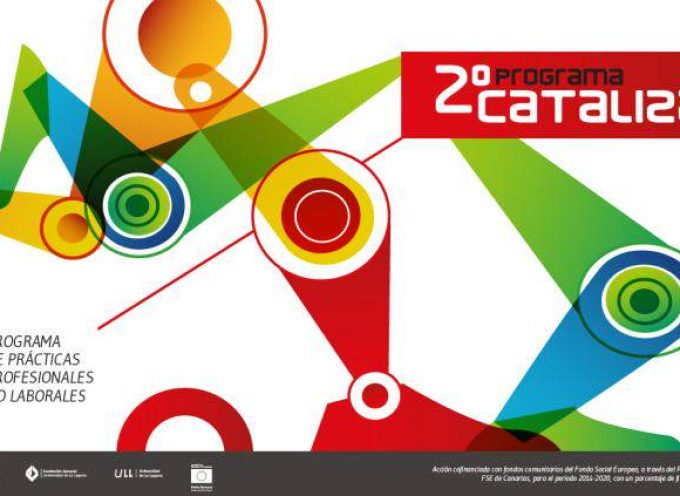 Programa Cataliza II para realizar 460 prácticas en empresas. (Canarias)
