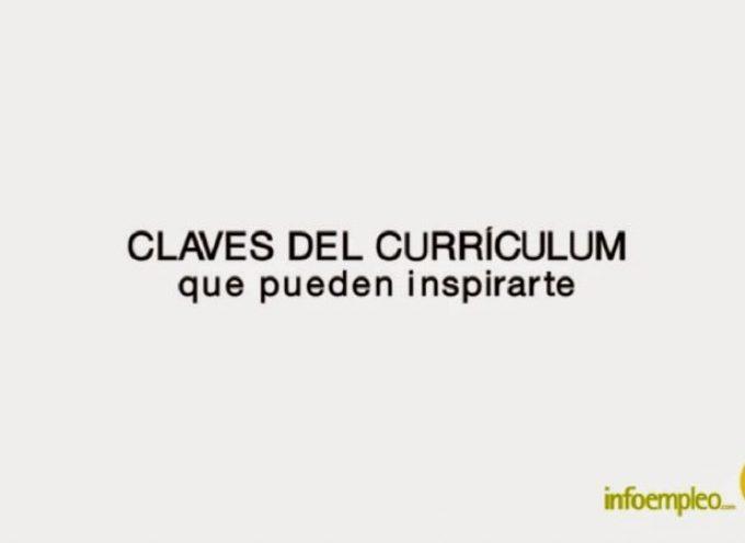 2 Interesantes Vídeos para crear un Currículum de éxito: claves para inspirarte y errores.