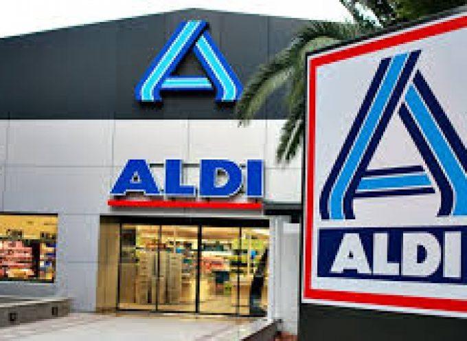 Últimas ofertas de empleo de la cadena de supermercados Aldi.