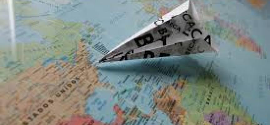 Becas para prácticas internacionales hasta el 16 de marzo. (Navarra)