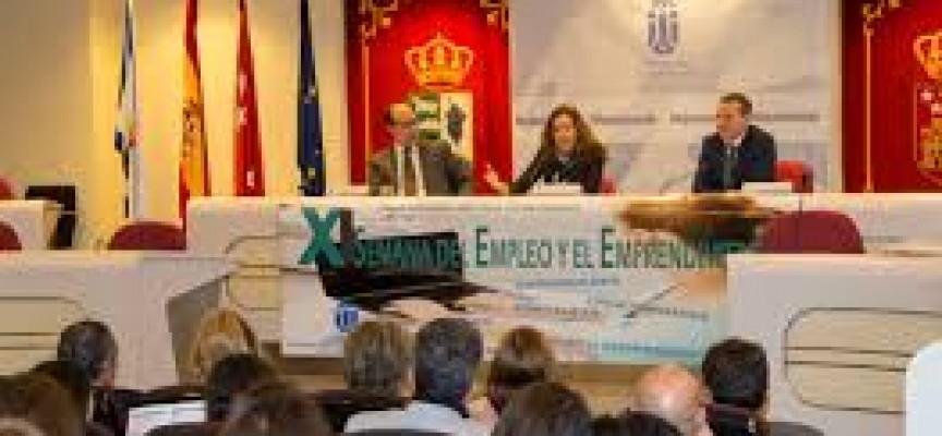 Majadahonda celebra su semana del empleo y emprendimiento Madrid