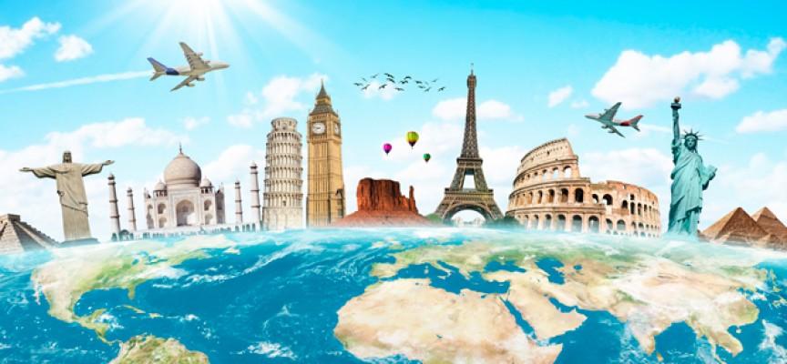Recopilatorio de ofertas de empleo para trabajar en el extranjero.