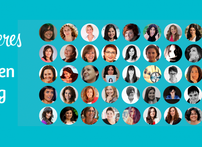100 mujeres referentes en Marketing Online y Marca Personal