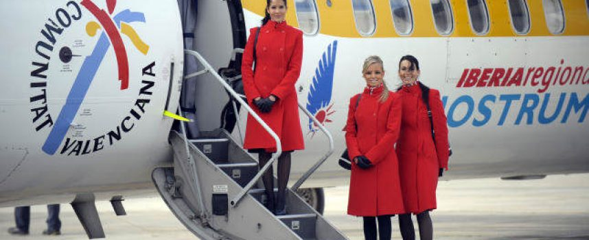 Air Nostrum inicia una nueva selección de tripulantes de cabina de pasajeros