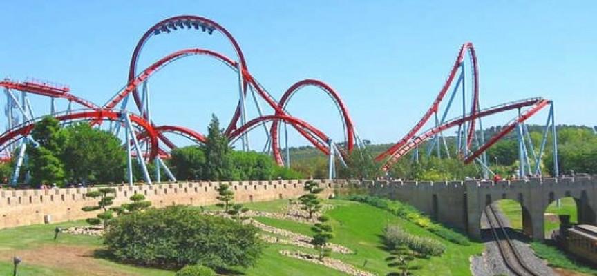 Trabajar en los principales parques de atracciones de España