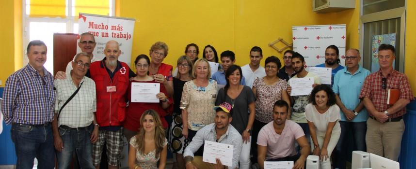 El Ayuntamiento de San Vicente inicia un programa gratuito de inserción laboral