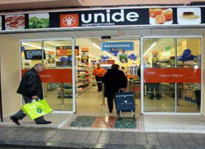 Unide abre nuevos supermercados y crea empleo.