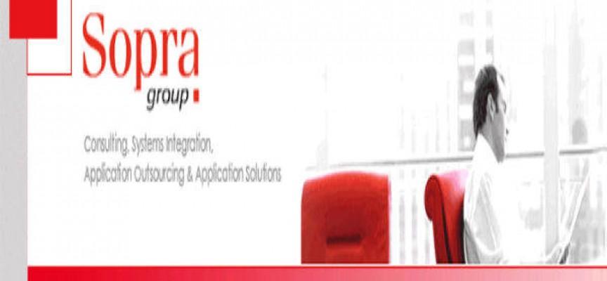 Sopra publica 70 ofertas de empleo para trabajar en España.