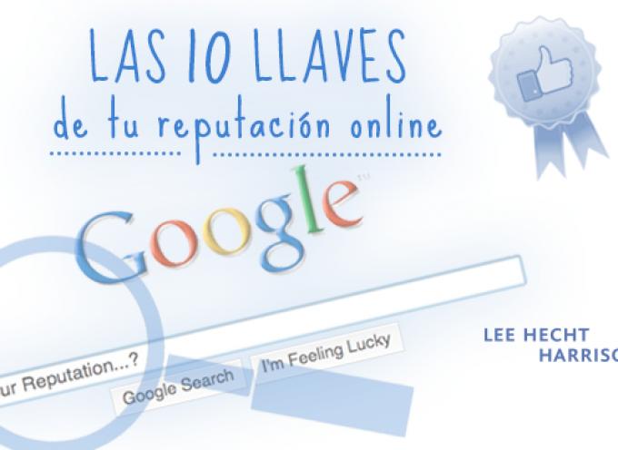 Las 10 llaves de tu reputación online