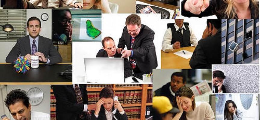 Estrés laboral, violencia y acoso en el trabajo, riesgos emergentes en las empresas