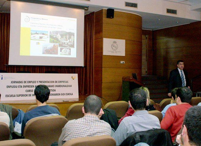 43 empresas participan en las Jornadas de Empleo de la ETSI.