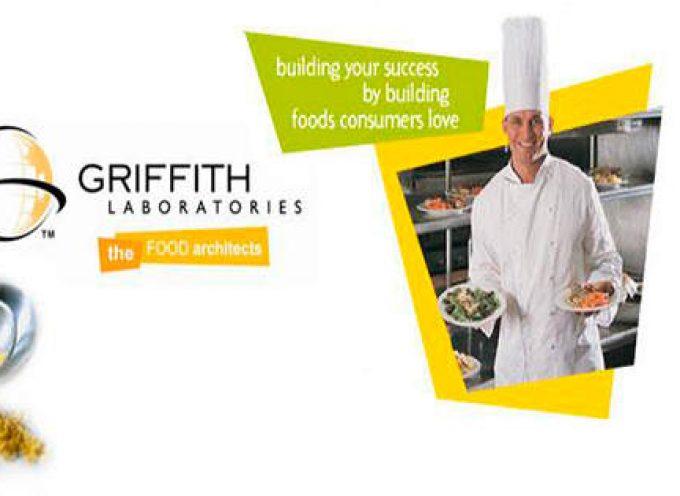 60 empleos en la nueva planta de producción de Griffith Laboratories.