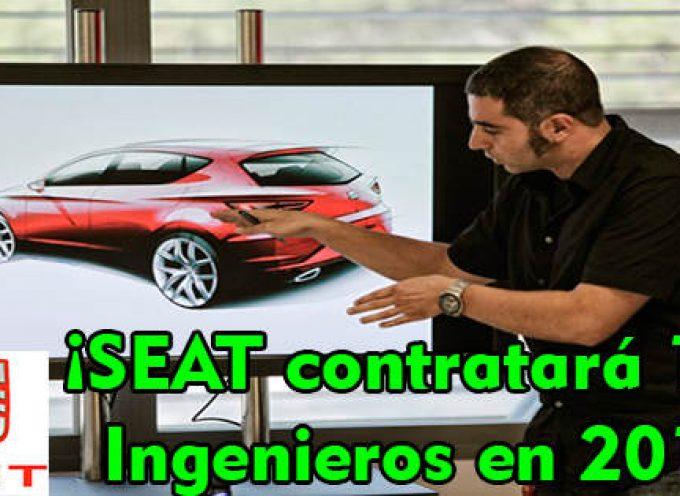 SEAT contratará a 100 ingenieros para su centro técnico de Martorell (Barcelona)