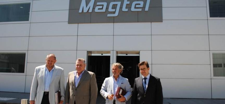 Magtel creará más de 1.100 empleos en Aznalcollar.