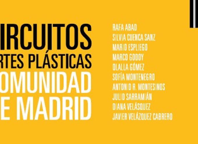 Primeras Becas de residencia en el extranjero para jóvenes artistas y comisarios. Madrid hasta el 17 de abril