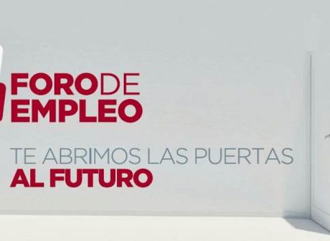 ¿Buscas Empleo? FOROS DE EMPLEO 2015