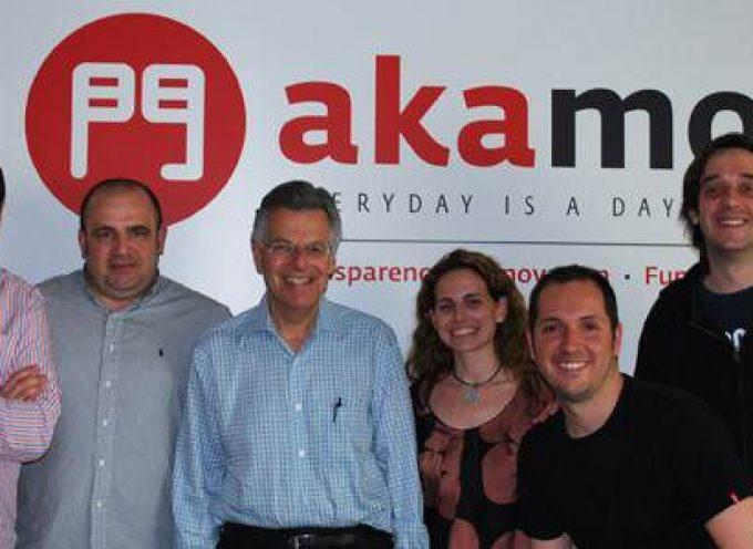 La empresa de entretenimiento Akamon publica ofertas de empleo y becas.