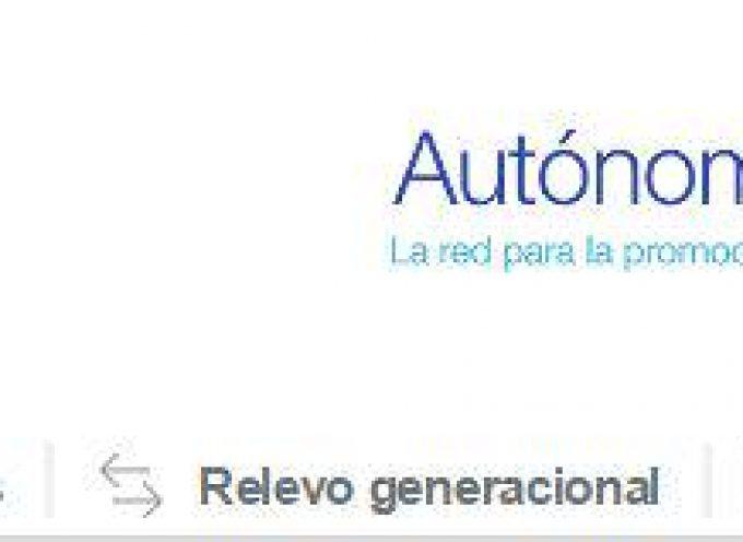 """Nueva Plataforma de apoyo """"Autónom@s en Red"""". Extremadura."""