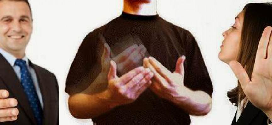 Significado de los gestos corporales durante una entrevista de trabajo, 35 claves no verbales…
