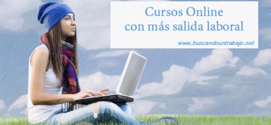 Cursos online con más salida laboral