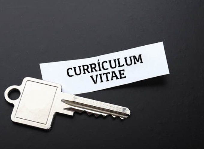 El Curriculum Vitae. Evidencias que a veces se olvidan.