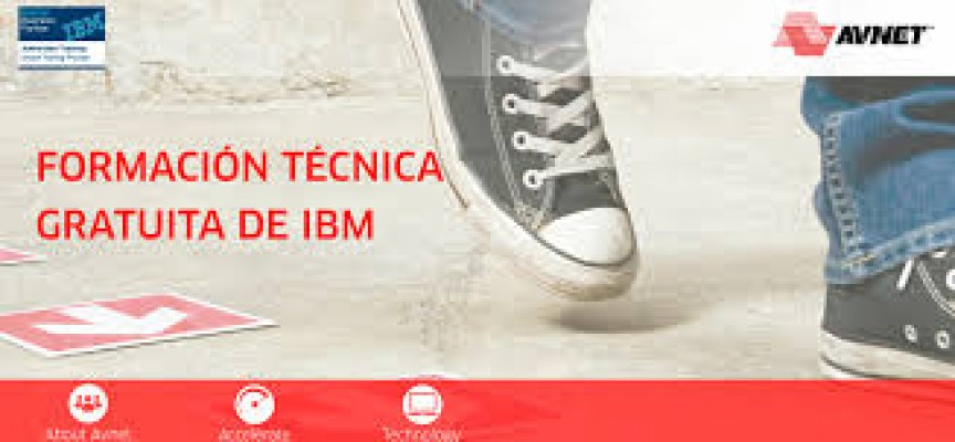Cursos gratuitos de las tecnologías más avanzadas de IBM