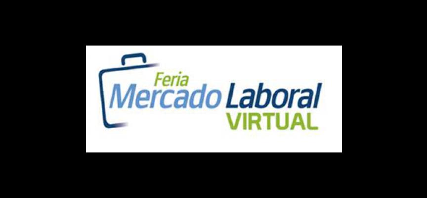 Feria Mercado Laboral Virtual. Del 13 al 22 de abril