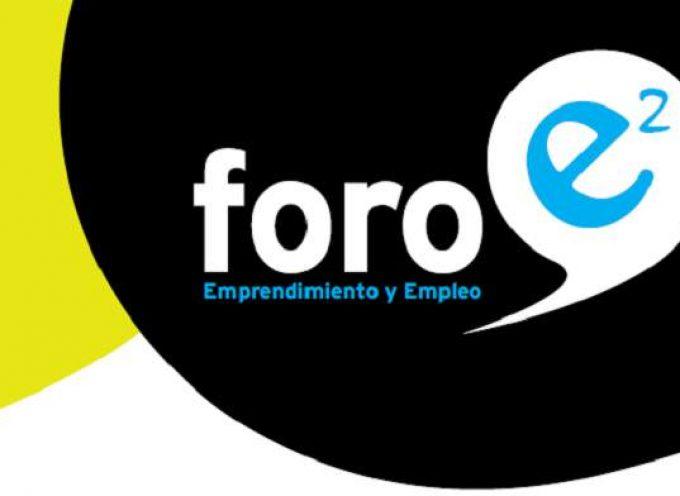 Feria de Emprendimiento y Empleo – Foro E2 UPV 2015. 22 y 23 de abril 2015 – Valencia