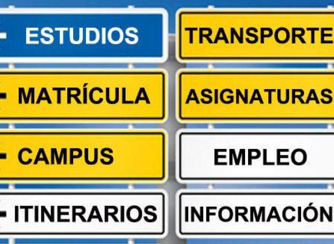 Jornadas de Orientación Universitaria en el Campus de Lorca.