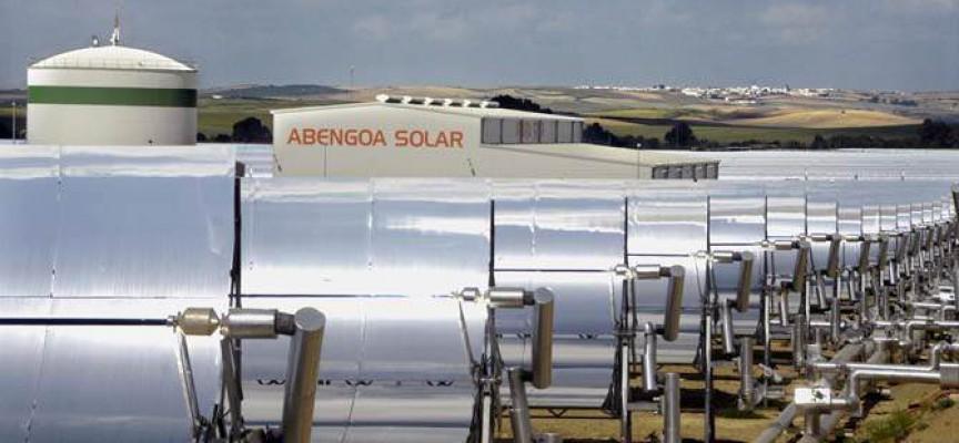 Abengoa va a generar 1.300 puestos de trabajo para un nuevo proyecto