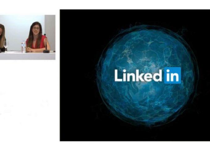 Vídeo: Magnífico y completo Taller de LinkedIn para mejorar la búsqueda de empleo.